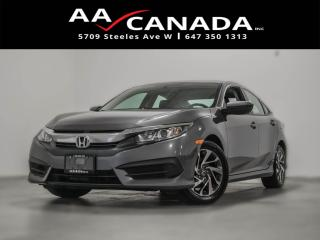 Used 2016 Honda Civic EX for sale in North York, ON