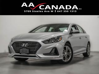 Used 2019 Hyundai Sonata PREFERRED for sale in North York, ON