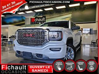 Used 2018 GMC Sierra 1500 Denali for sale in Châteauguay, QC