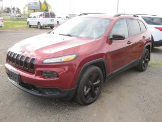 Used 2016 Jeep Cherokee Altitude for sale in Thunder Bay, ON