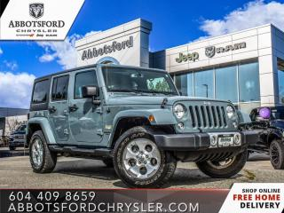 Used 2014 Jeep Wrangler Unlimited SAHARA  - $300 B/W for sale in Abbotsford, BC