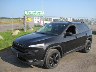 Used 2016 Jeep Cherokee North for sale in Thunder Bay, ON