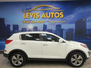 Used 2014 Kia Sportage SX AWD 2.0L TURBO MAGS 18 POUCES 93400 K for sale in Lévis, QC