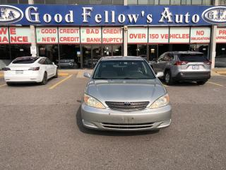 Used 2002 Toyota Camry Special Price Offer!!! for sale in Toronto, ON