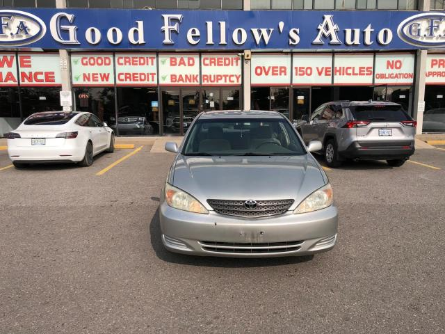 2002 Toyota Camry Special Price Offer!!!