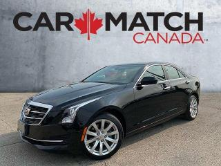Used 2018 Cadillac ATS ATS / AWD / 30035 KM for sale in Cambridge, ON