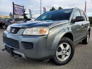 Used 2006 Saturn Vue FWD, LOCAL for sale in Surrey, BC