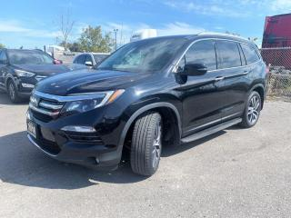 Used 2016 Honda Pilot Touring AWD W/RES /NAV for sale in Brampton, ON