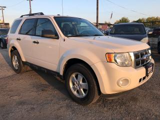 Used 2011 Ford Escape XLT, LEATHER, 3 YR WARRANTY, CERTIFIED for sale in Woodbridge, ON