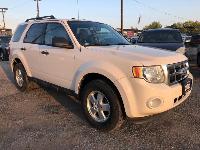 2011 Ford Escape XLT, LEATHER, 3 YR WARRANTY, CERTIFIED
