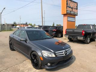 Used 2010 Mercedes-Benz C-Class C 350**4 MATIC**ONLY 163KMS**NEW WHEELS&TIRES*CERT for sale in London, ON