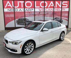Used 2016 BMW 3 Series 328i XDRIVE-ALL CREDIT ACCEPTED for sale in Toronto, ON