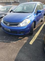Used 2012 Nissan Versa 1.8 S for sale in North York, ON