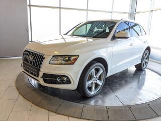 Used 2013 Audi Q5 3.0T Premium Plus for sale in Edmonton, AB