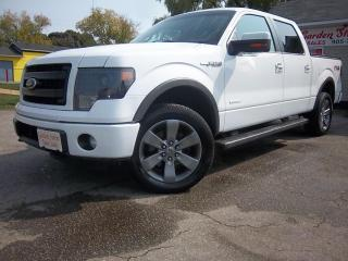 Used 2013 Ford F-150 FX4 for sale in Oshawa, ON