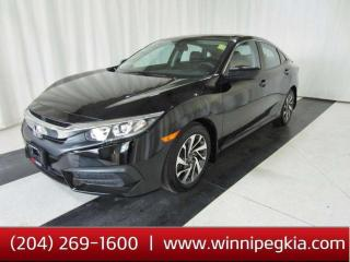 Used 2016 Honda Civic Sedan EX *Always Owned In MB!* for sale in Winnipeg, MB