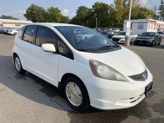 Used 2009 Honda Fit LX 4dr FWD 5-Door Hatchback for sale in Brantford, ON