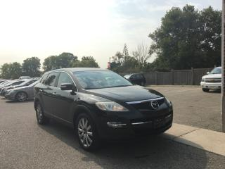 Used 2007 Mazda CX-9 LEATHER-NAVI-SUNROOF -REAR CAMERA for sale in London, ON
