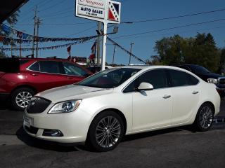 Used 2013 Buick Verano Leather for sale in Welland, ON