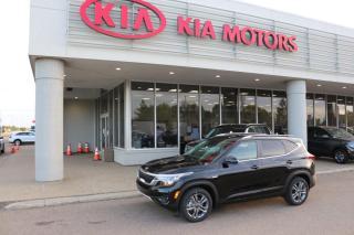 New 2021 Kia Seltos EX for sale in Edmonton, AB