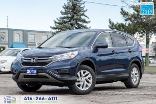 Used 2015 Honda CR-V SE|4WD|Back up camera|Clean Carfax|Heated seats| for sale in Bolton, ON