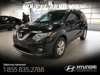 Used 2016 Nissan Rogue SV + GARANTIE + TOIT PANO + CAMERA + A/C for sale in Drummondville, QC