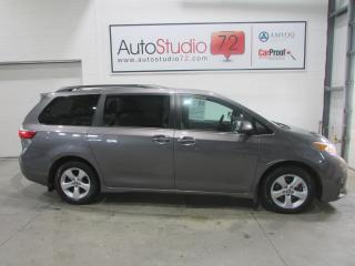 Used 2018 Toyota Sienna LE**CAMERA RECUL**CRUISE for sale in Mirabel, QC