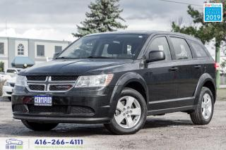 Used 2016 Dodge Journey Canada Value Pkg for sale in Bolton, ON