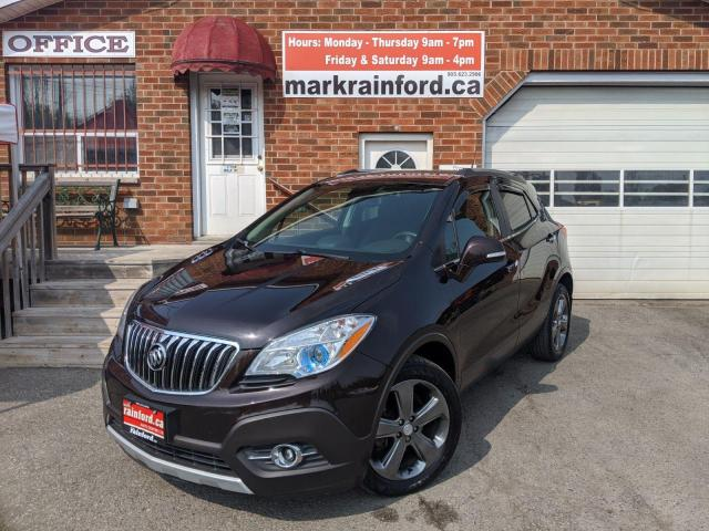 2014 Buick Encore Convenience Back Up Cam Bluetooth