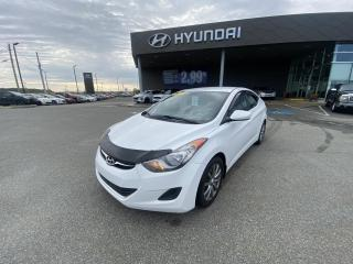 Used 2013 Hyundai Elantra 4dr Sdn Auto GL,MAGS,A/C,CRUISE for sale in Mirabel, QC
