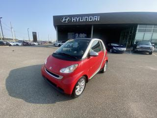 Used 2009 Smart fortwo 2dr Cpe Passion,A/C,BANC CHAUFFANTS,MAGS for sale in Mirabel, QC