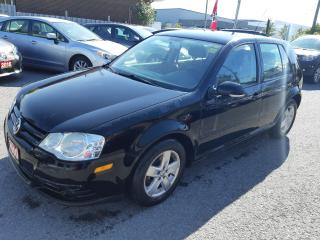 Used 2010 Volkswagen City Golf MANUAL, A/C, POWER GROUP, 147KM for sale in Ottawa, ON