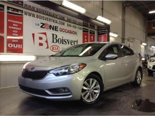Used 2015 Kia Forte FORTE LX+ TOIT MAG DÉMARREUR DISTANCE for sale in Blainville, QC