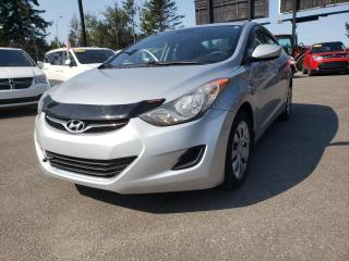 Used 2012 Hyundai Elantra *GL*AIR*BLUETOOTH*SIÈGE* for sale in Québec, QC