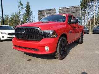 Used 2019 RAM 1500 Classic *CLASSIC ST*CAMERA*3.6L*4X4 for sale in Québec, QC