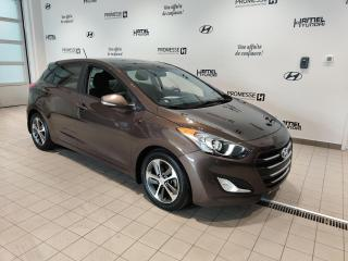 Used 2016 Hyundai Elantra GT GLS **JAMAIS ACCIDENTÉ** TOIT/MAGS/AUTOM for sale in St-Eustache, QC