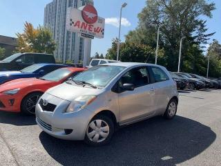 Used 2007 Toyota Yaris CE for sale in Cambridge, ON