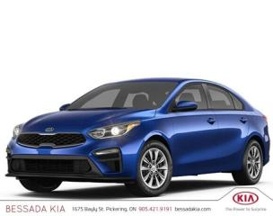New 2021 Kia Forte Sedan LX IVT for sale in Pickering, ON
