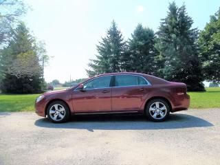 Used 2010 Chevrolet Malibu 2LT- Platinum Edition for sale in Thornton, ON