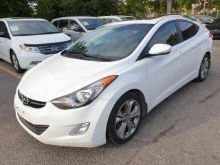 Used 2013 Hyundai Elantra Limited w/Navi for sale in Brampton, ON