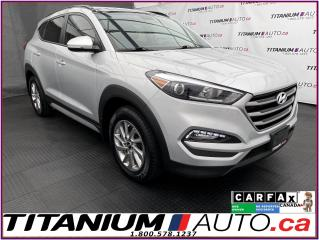 Used 2018 Hyundai Tucson Premium+AWD+Pano Sunroof+Leather+Camera+Blind Spot for sale in London, ON