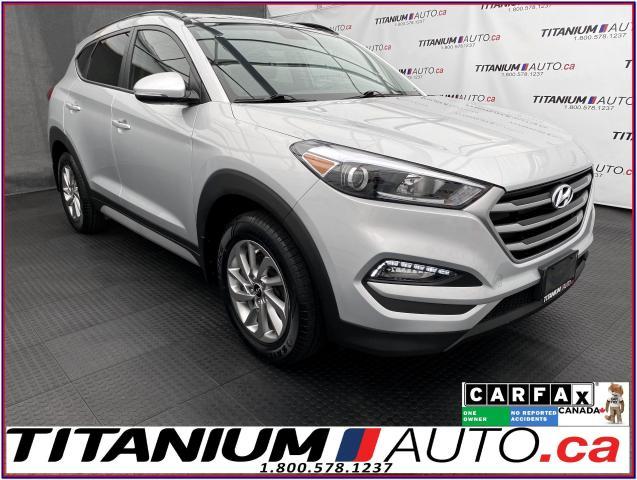 2018 Hyundai Tucson Premium+AWD+Pano Sunroof+Leather+Camera+Blind Spot