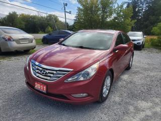 Used 2011 Hyundai Sonata SE SPORT POWER SUNROOF for sale in Stouffville, ON