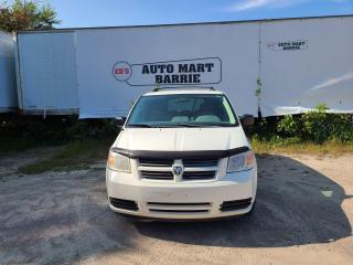 Used 2009 Dodge Grand Caravan SE for sale in Barrie, ON