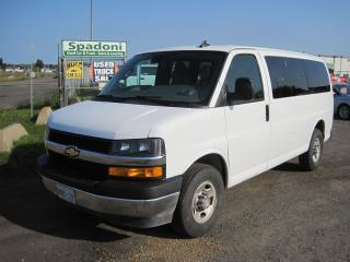 Used 2019 Chevrolet Express LT for sale in Thunder Bay, ON