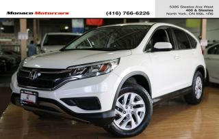 Used 2015 Honda CR-V AWD SE - BACKUP CAMERA|HEATED SEATS|ONE OWNER for sale in North York, ON