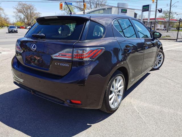 2013 Lexus CT 200h  Photo5