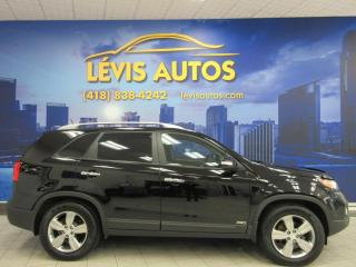 Used 2013 Kia Sorento EX V-6 AWD CUIR TOIT PANO AIR CLIMATISE for sale in Lévis, QC