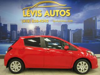 Used 2015 Toyota Yaris LE AUTOMATIQUE AIR CLIMATISE SEULEMENT 5 for sale in Lévis, QC