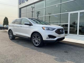 Used 2019 Ford Edge Titanium Traction Intégrale 300A Toit pa for sale in St-Eustache, QC